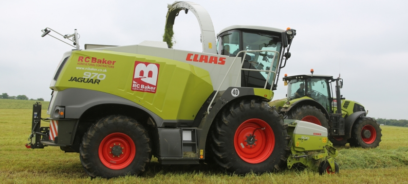 Jaguar Forage Harvester
