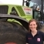 Jennie Steenkamp to feature on Radio 1's Tractor of the Day Feature