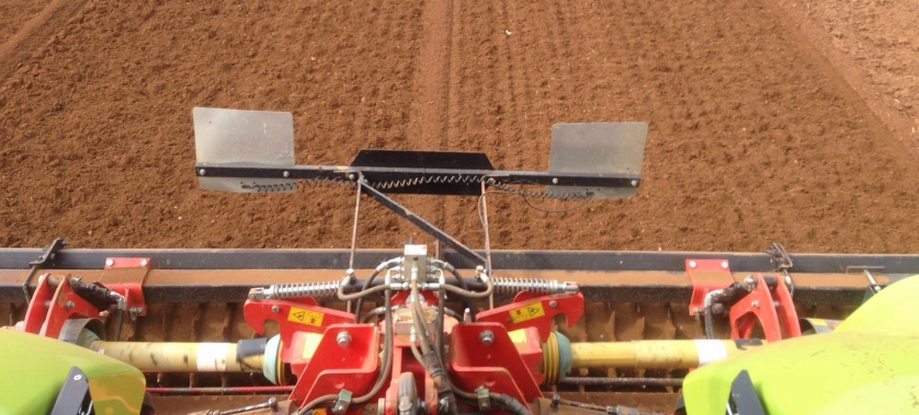 Power Harrow Finish