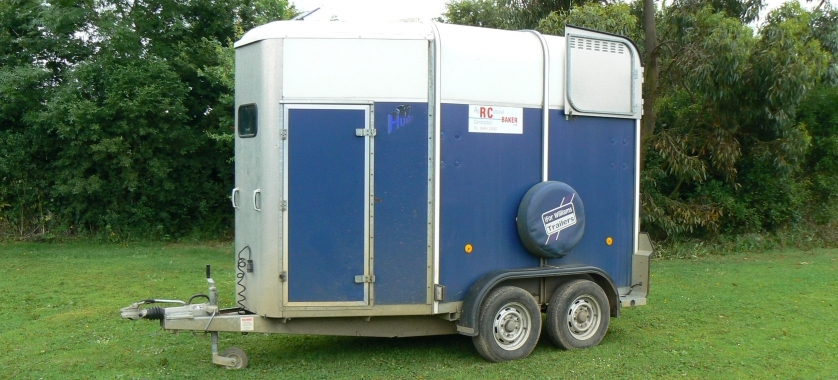 Ifor William HB505R Trailer