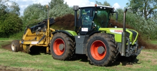 CLAAS XERION 3800