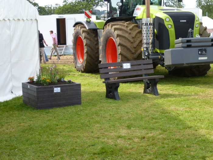 Agri.Cycle at Moreton Show 2012