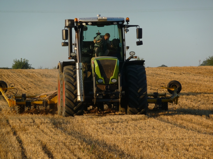 The Claydon 6m Hybrid Drill