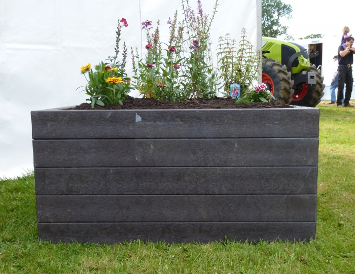 Large Recycled Planter
