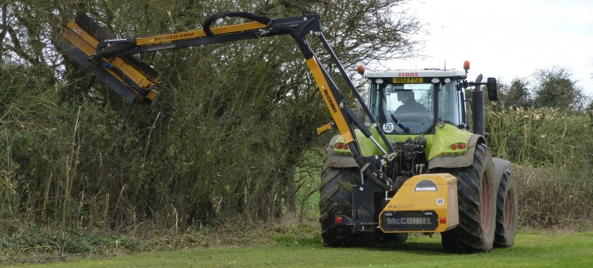 Hedge Cutting 2