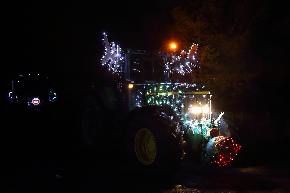 Christmas Tractor Run - Photo 5